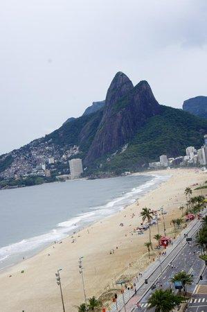 Belmond Hotel das Cataratas: Rio. Sol Ipanema Hotel super ubicacion.