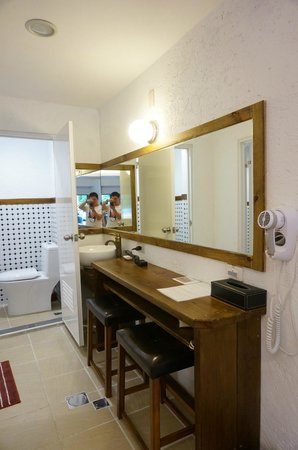 Island Inn : 3F浴室