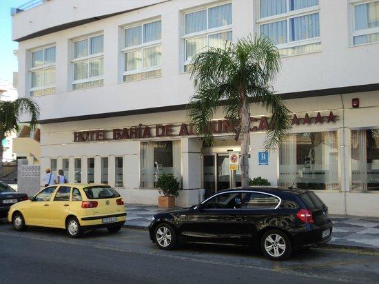Hotel Bahia de Almunecar: Hotel