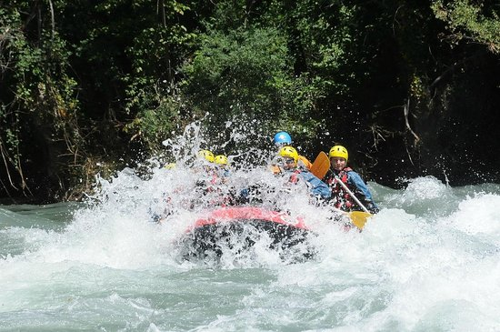 Rafting Sort Rubber River: Great experience