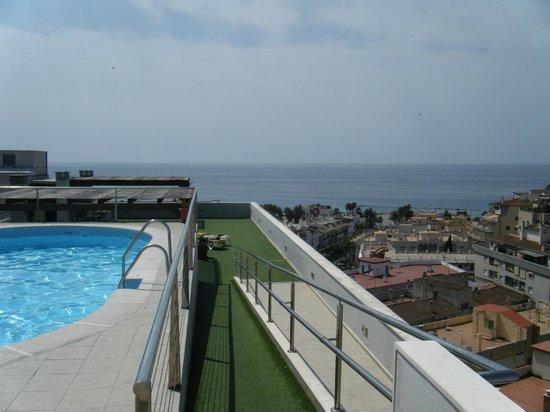 Hotel Bahia de Almunecar: Azotea-Piscina