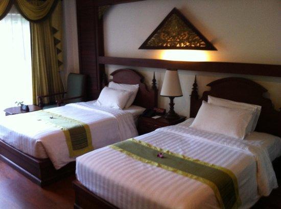 Borei Angkor Resort & Spa: Camera doppia