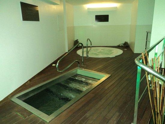 Hotel Bahia de Almunecar: Spa