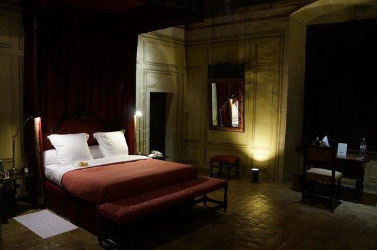 Château de Bagnols : Room