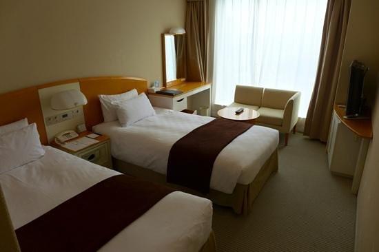 Shinagawa Prince Hotel Tokyo: 16F, Standard room