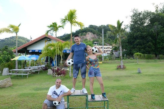 Course 2 - Picture of Football Crazy Golf - Phuket, Patong - TripAdvisor