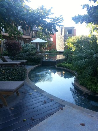 Tamarina Boutique Hotel: pool