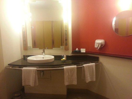 Tamarina Golf & Spa Boutique Hotel: wash area
