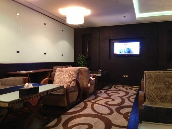Crowne Plaza Al Khobar: club