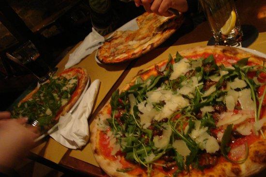 Max Music Pub : pizze!