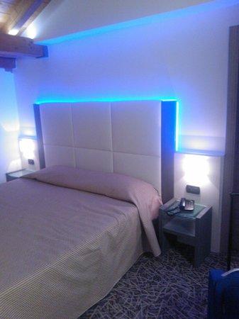 Hotel Campagnola: Camera da letto