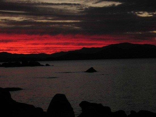 East Bedarra Island Retreat: View from deck