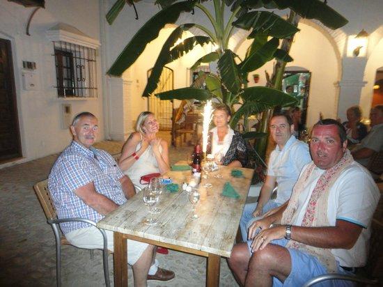Restaurante Pueblo Lopez : Lugar Encantador