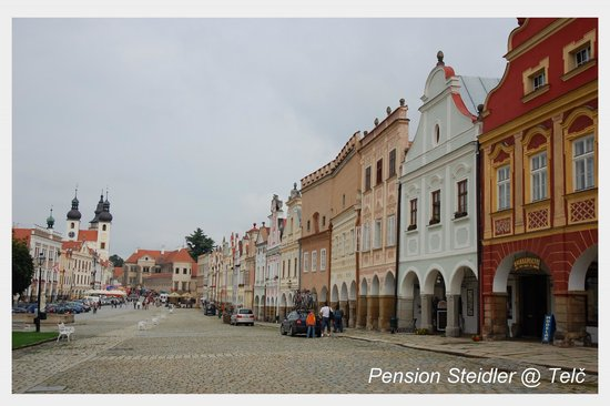 Photo of Pension Steidler Telc