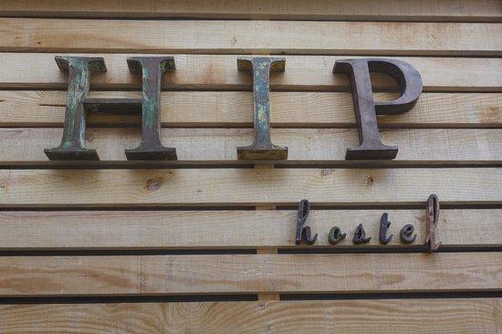 Hip Hostel Barcelona: front entrance