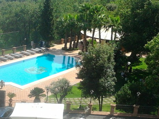 Airone Wellness Hotel: piscina all'aperto