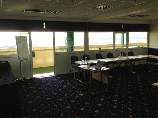 Ripon Racecourse: Training Room Set Up