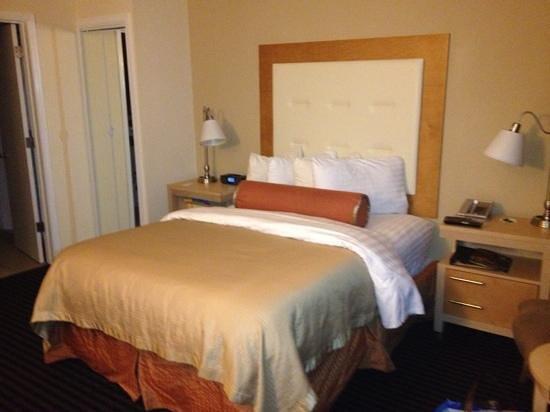 Millwood Inn & Suites : very nice room