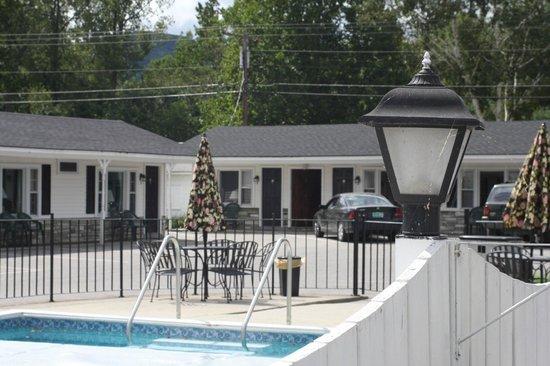 Knotty Pine Motel Knottypine Bennington Vt