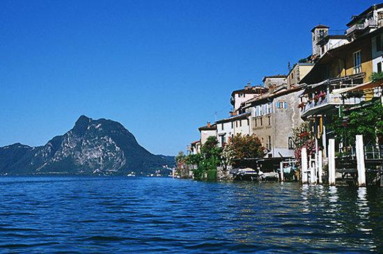 Lugano-Gandria