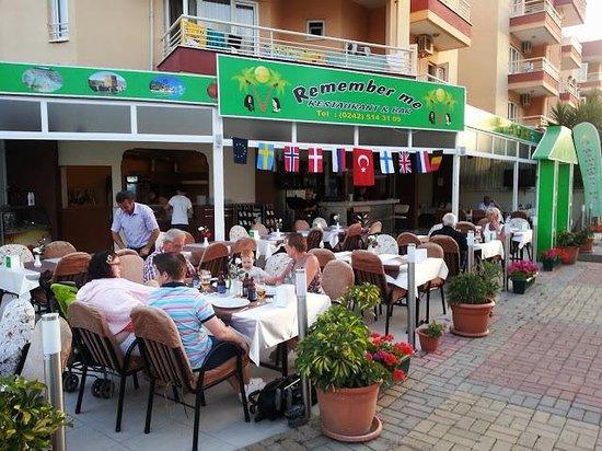 Remember me Restaurant & Bar: getlstd_property_photo