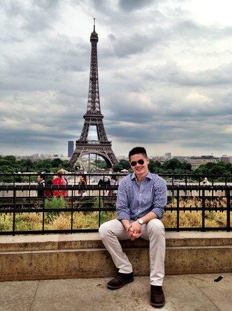 Timhotel Paris Gare de l'Est: Paris the city I love..!