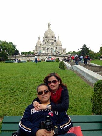 Timhotel Paris Gare de l'Est: What a view...!