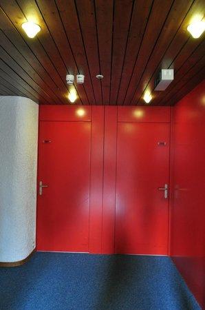 Hotel Serpiano: interior
