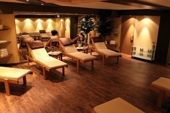 Hotel Franziskushöhe: Ruheraum Sauna