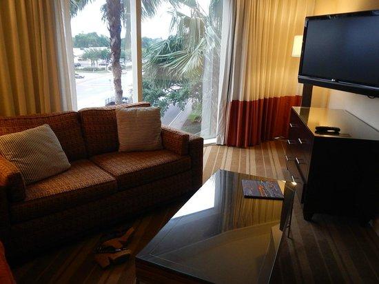 InterContinental Hotel Tampa: Room