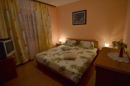 Hotel Pension Villa Gloria: Double room with balcony
