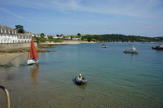 Treverbyn House B&B : St Mawes, perfect for crabbing!