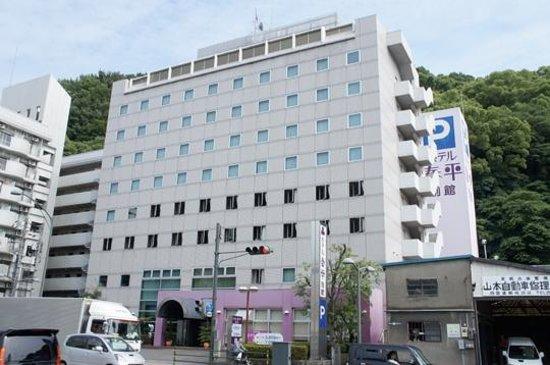 Hotel Taihei Bekkan: 外観