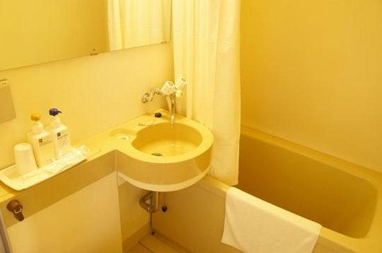 Hotel Taihei Bekkan: 浴室洗面トイレ