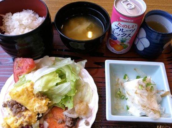 Hotel Taihei Bekkan: 朝食バイキング