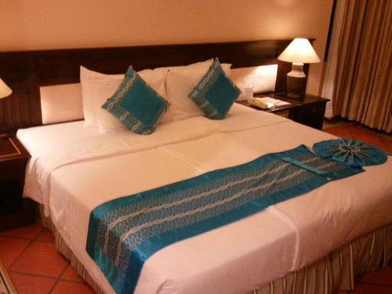 Pand Resort 2 Twin Beds Joined Into A King Size Bed