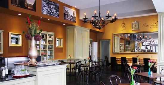Café Haus Koch - Das schönste Café in Berlin