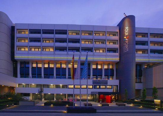 Four Points by Sheraton München Central: Exterior - Four Points by Sheraton Munich Central