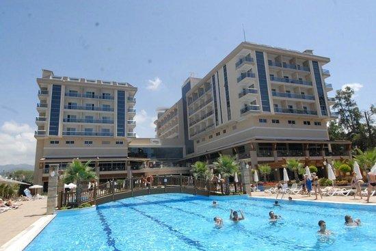 Dizalya Palm Garden Hotel: new hotel 2013