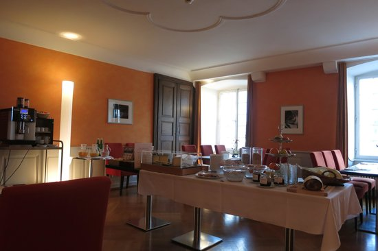 Swiss Quality an der Aare: Hotel An Der Aare: Breakfast Room