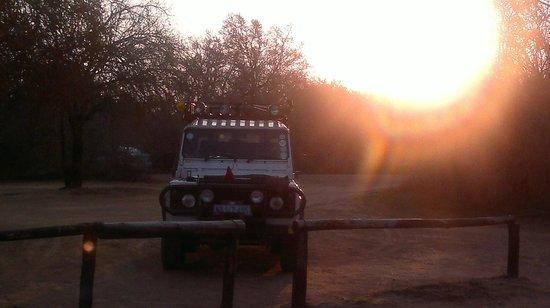 Heritage Tours & Safaris: Sunset drive