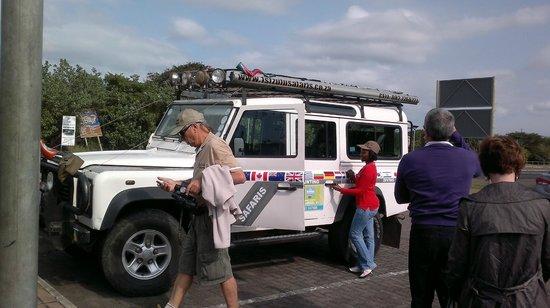 Heritage Tours & Safaris: On our way