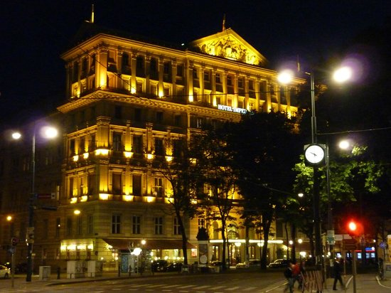 Hotel Imperial Vienna: Hotel Imperial