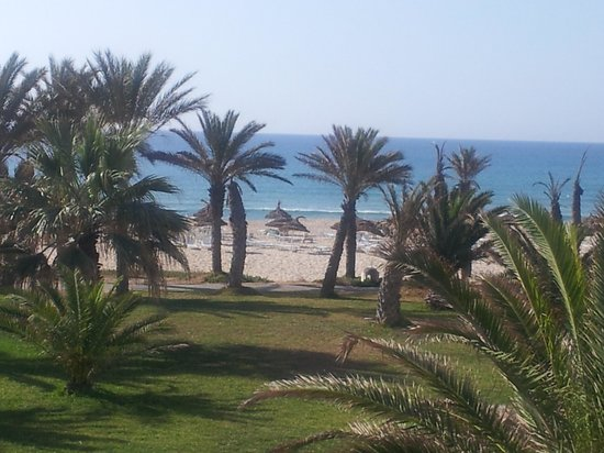 Dar Khayam Hotel : View from room 1350