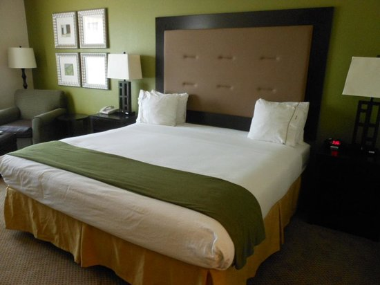 Holiday Inn Express Hotel & Suites Savannah-Midtown: half pillows