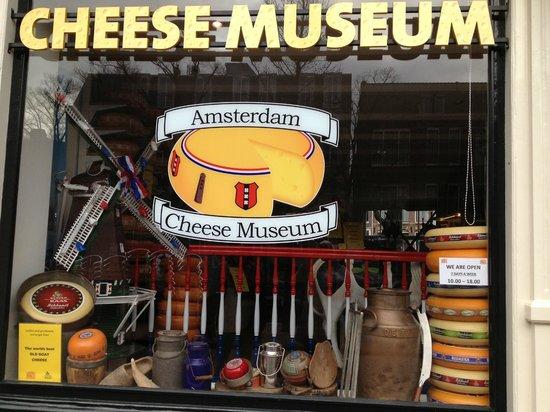 Amsterdam Cheese Museum