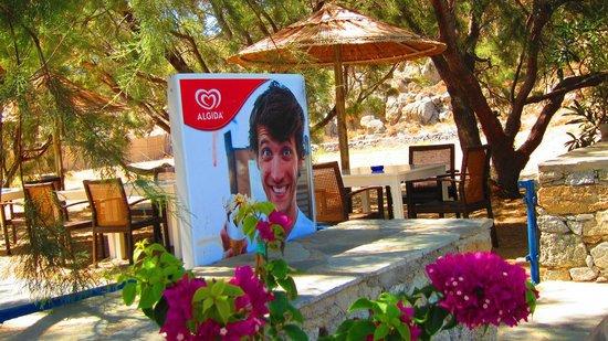 Sunrise Hotel and Suites: Sunrise Hotel, Mykonos, aug 2012