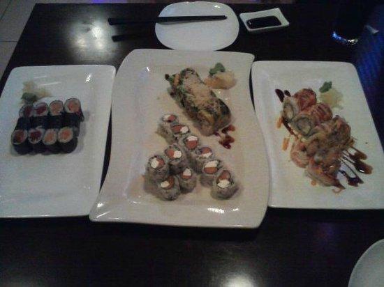 Koto Japanese Steakhouse: Even more half price sushi