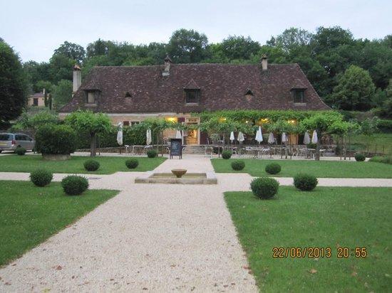 Chez Julien, Paunat