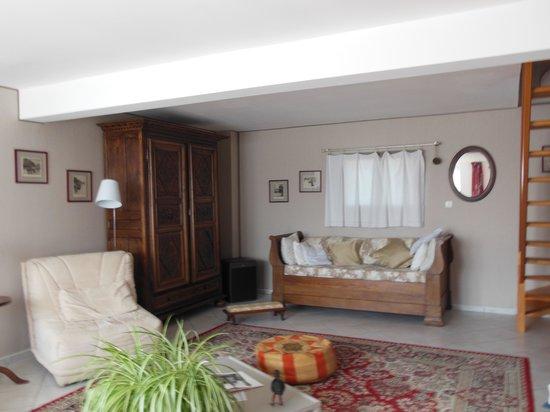 La Belvinière : chambre d'hôte